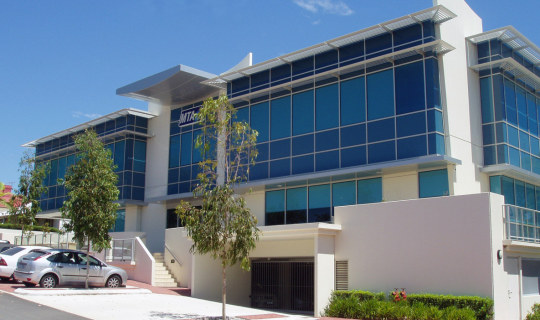 MTA Office - Exterior Front