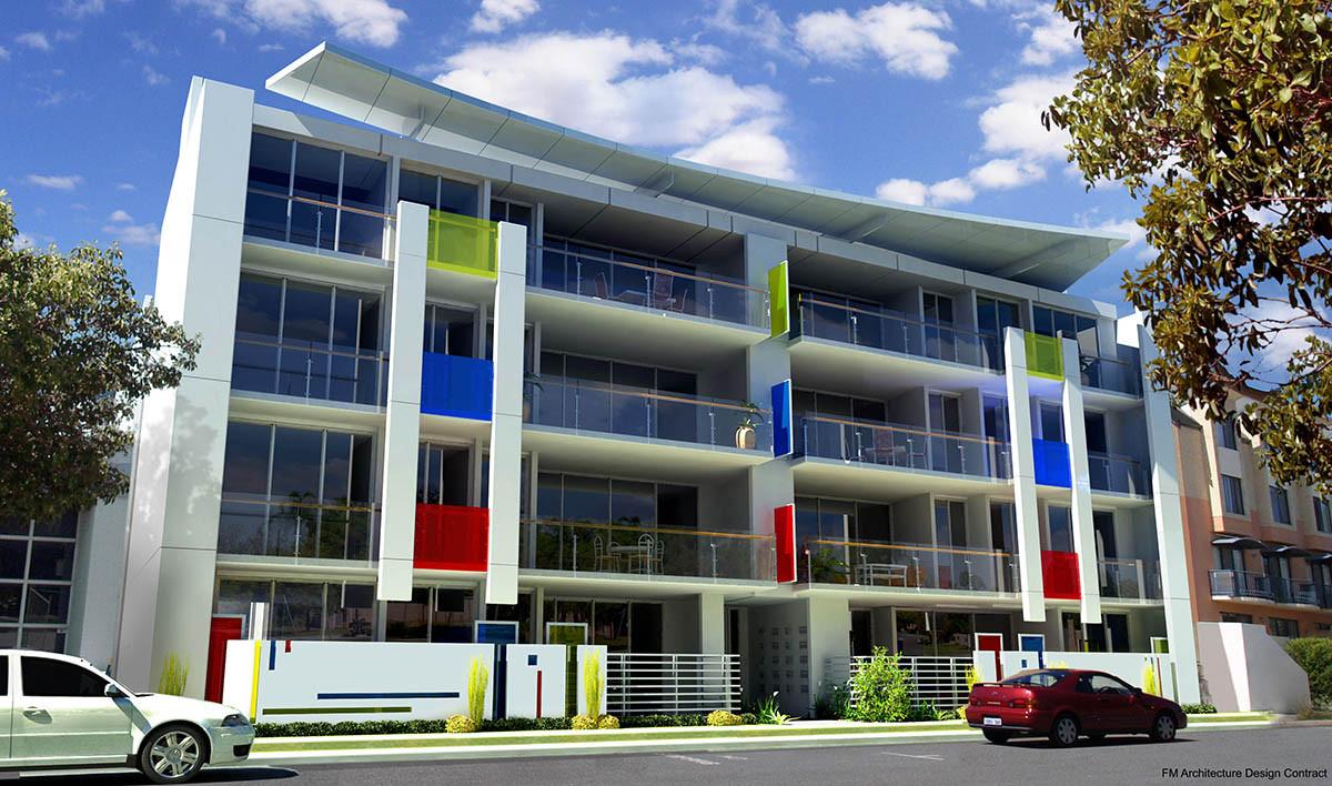 East Perth Apartments