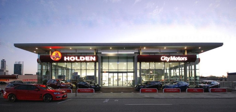 Holden City Motors
