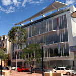 East Perth Mixed Use - Exterior Street View