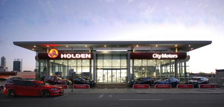 Holden City Motors